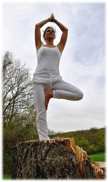Yogalehrerin Lucia Eder aus 2201 Gerasdorf bei Wien, Yogabluete.at