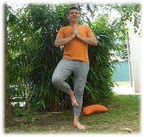 Yoga und ich - Foto Kapellerfeld