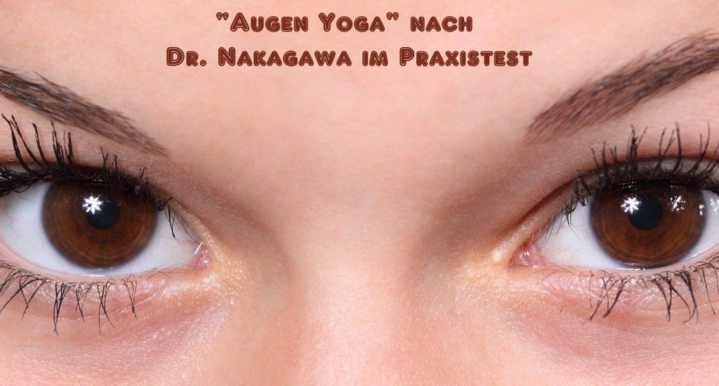 Abbildung Augen Augenyoga