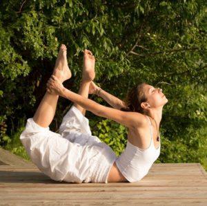 Yoga in Gerasdorf: Neuzeityogini
