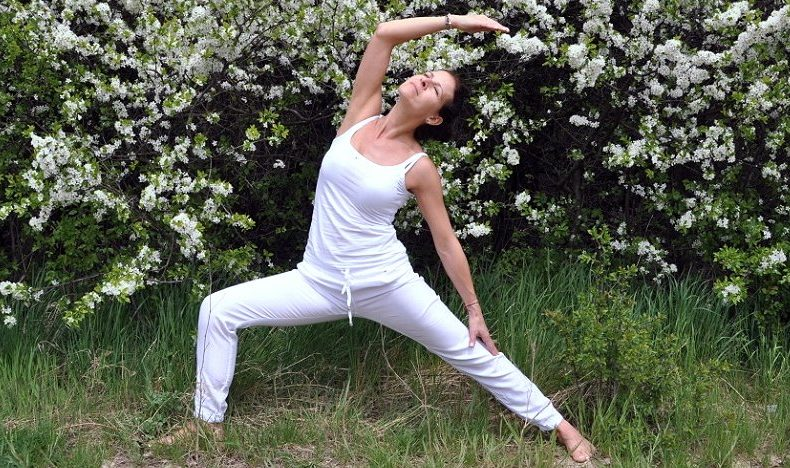 Yoga bei Lucia Eder, Gerasdorf, Kapellerfeld