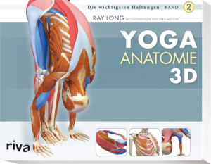Ray Long Yoga-Anatomie 3D Band 2