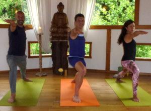 Hatha Yoga bei Rüdiger Dahlke