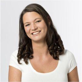 Daniela Cerny, Yogalehrerin in Wien