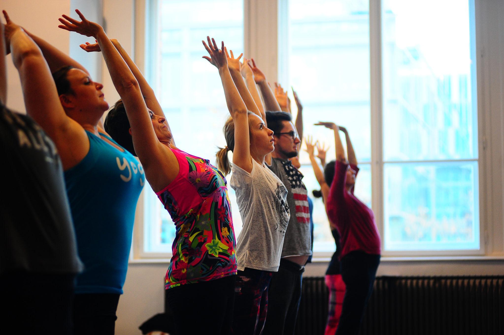 Kundulini Yoga auf der Yogaplanet Wien